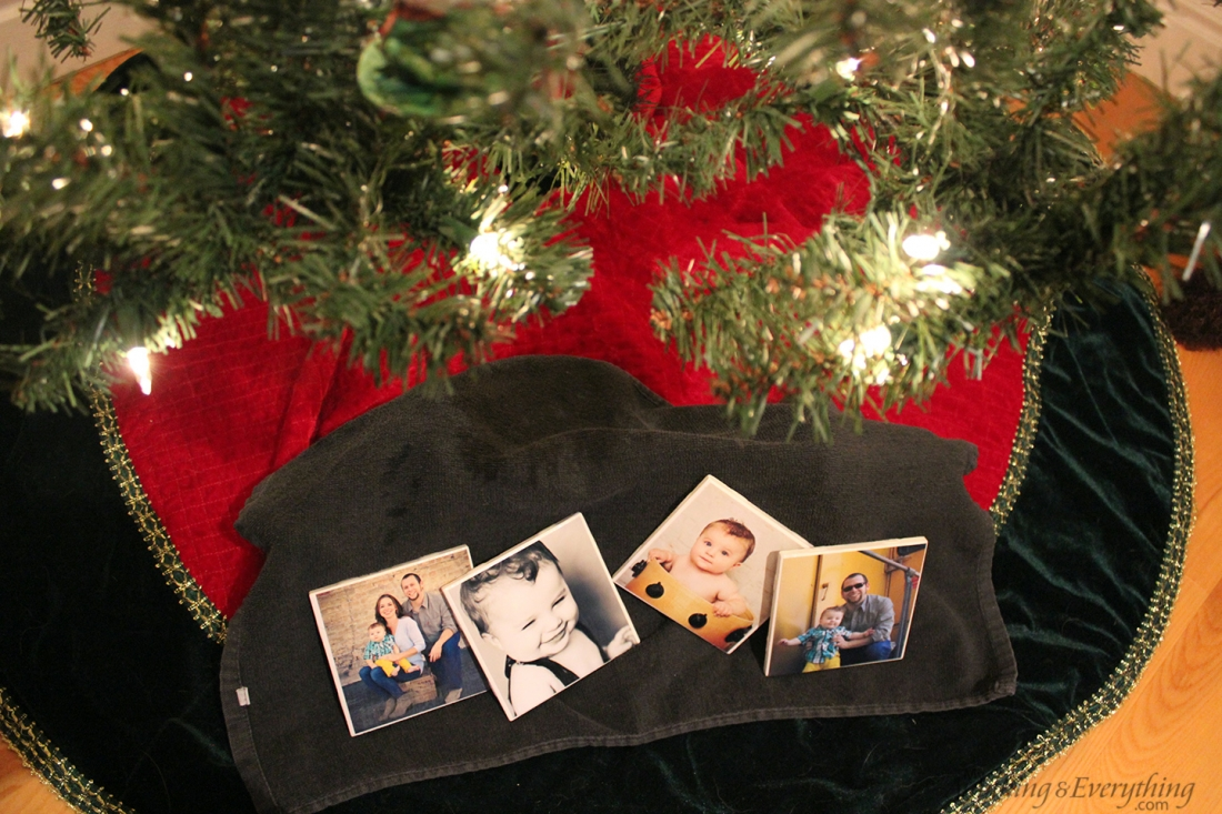 DIY Photo Tile Coasters final 3