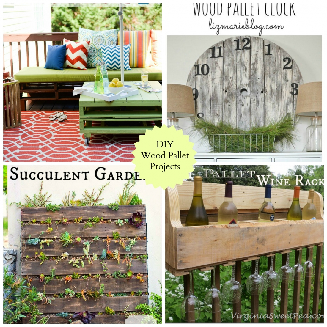Fabulous finds friday week 2 anything for Diy projects using wood pallets