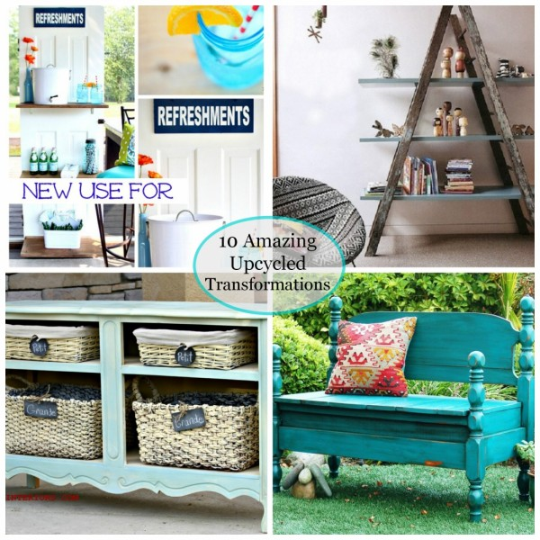 10 Amazing Upcycled Transformations