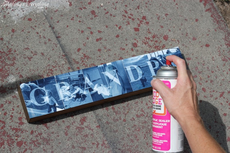 Acrylic Spray