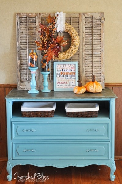 Fall-Faux-Mantel