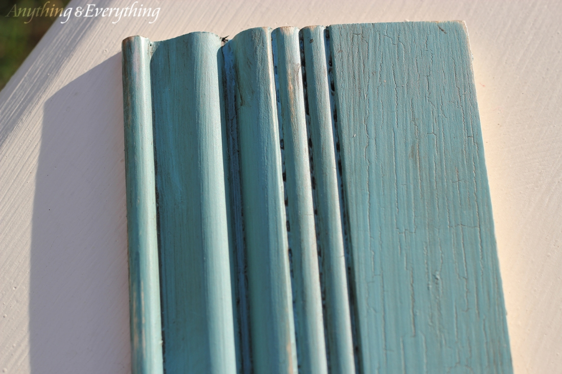 Chalk Paint Waxing And Buffing