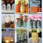 20 Autumn-Inspired Mason Jars {Hometalk Curated Board}