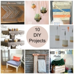 Fabulous Finds Friday – 10 DIY Projects