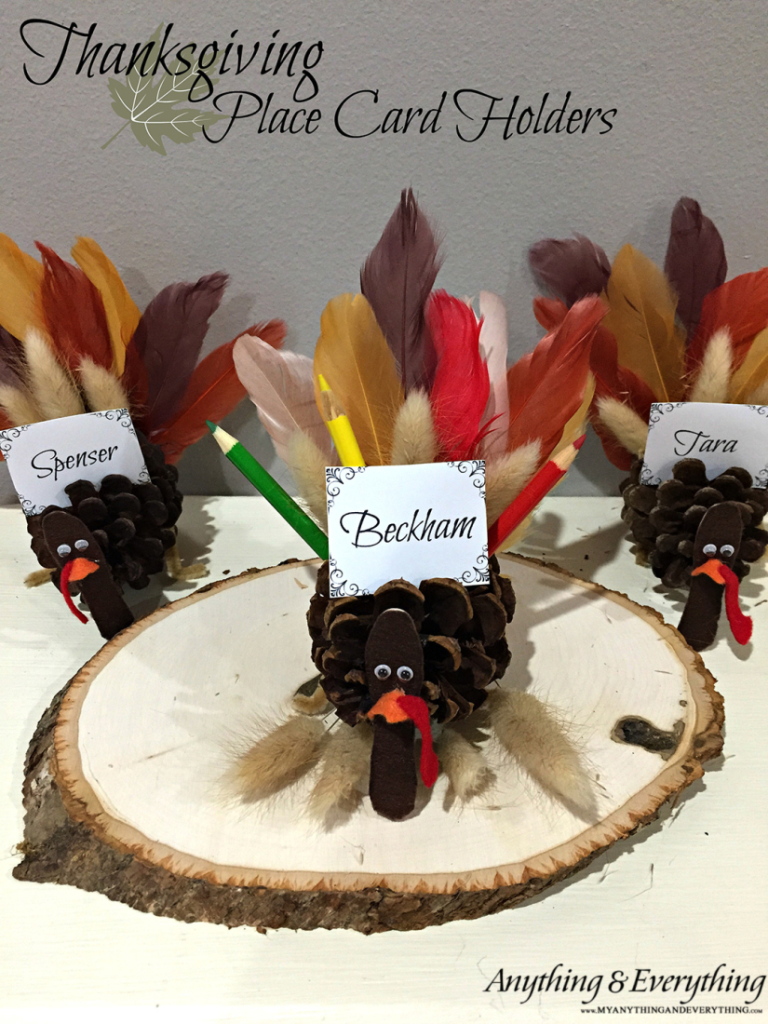 Fabulous Finds Friday 15 Thanksgiving Decor Craft Ideas