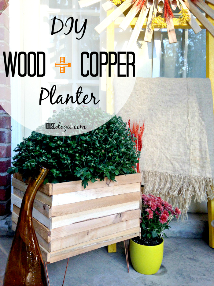 Wood-and-Copper-Planter-e1411953126604