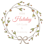 Ultimate Holiday Gift Guide & Giveaway!
