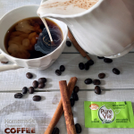 Homemade Cinnamon Vanilla Coffee Creamer