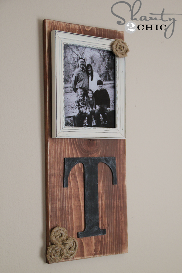 Handmade gift ideas anything everythinganything for Handmade picture frame ideas