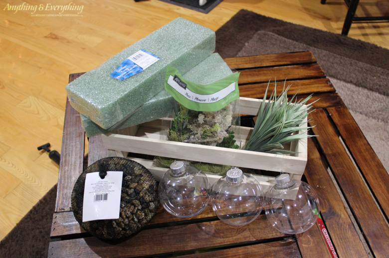 Wood Planter Box Supplies