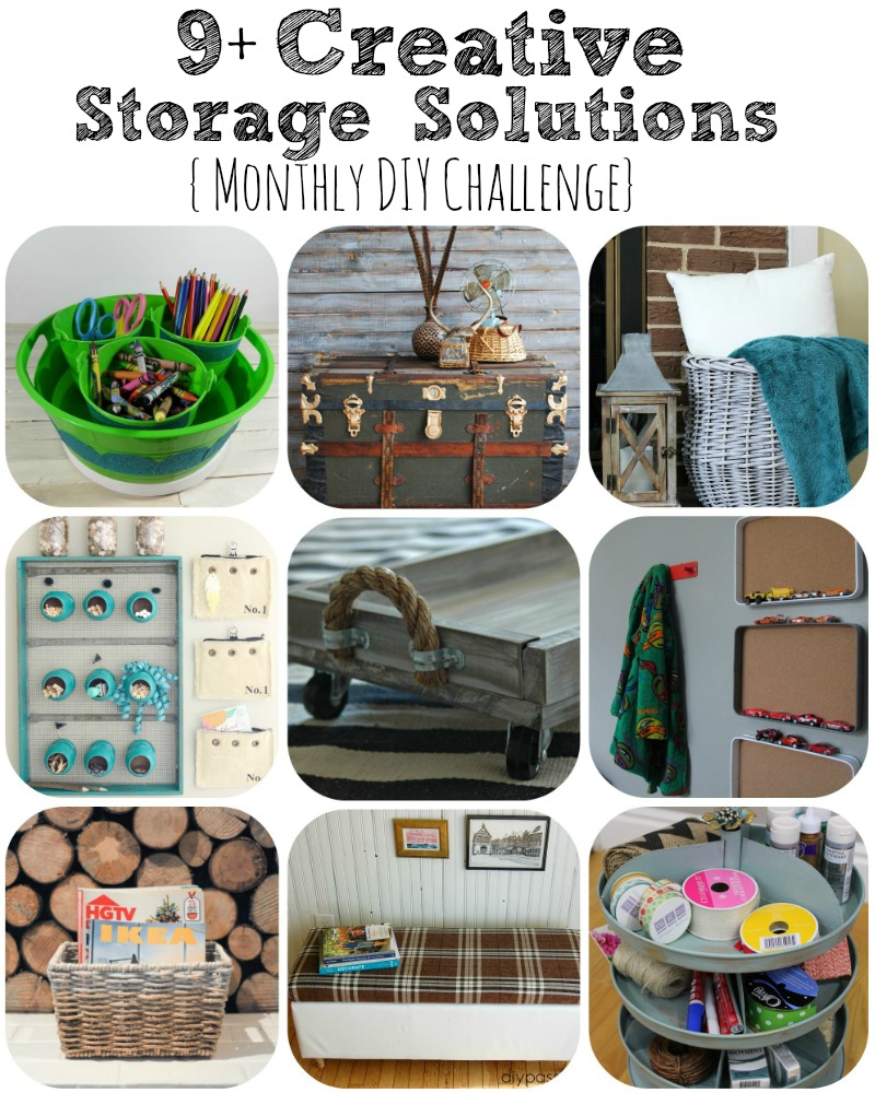 9+ Creative Storage Solutions