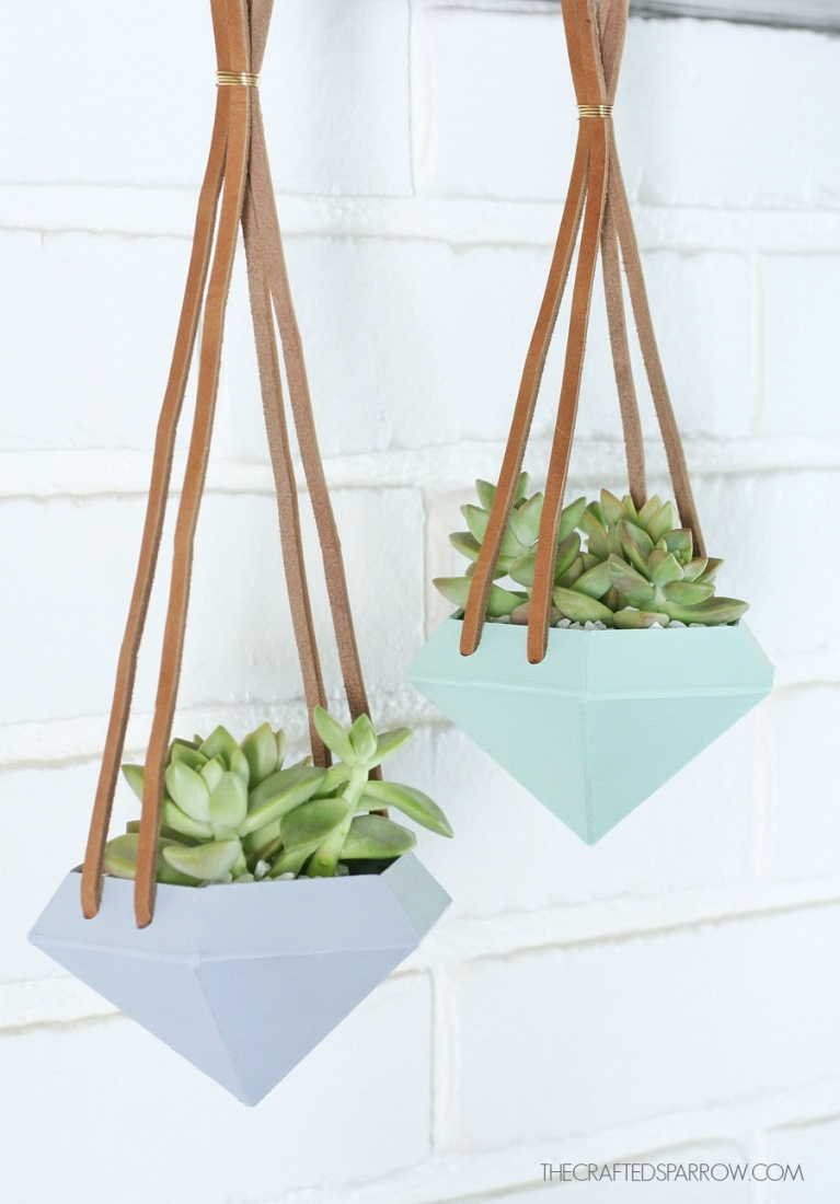 Diamond-Hanging-Planter-111