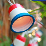 DIY Patriotic Party Lights – Guest Post for Houseologie!