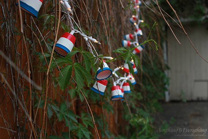Patriotic Party Lights