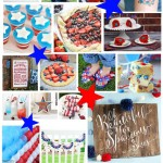 Patriotic Party Lights – Red White and Blue Blog Hop!