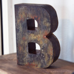 How To Create A Rusty Finished Look On Metal – Monthly DIY Challenge